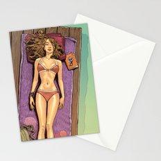 Sunbath Stationery Cards