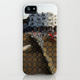 User Defined 02b iPhone Case