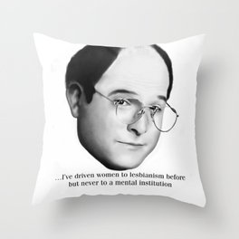 Costanza Throw Pillow
