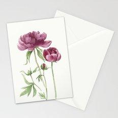 peony Stationery Cards