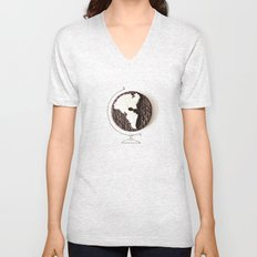 Oreo world Unisex V-Neck