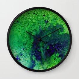 Abstract No. 33 Wall Clock