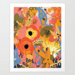 Blom Art Print