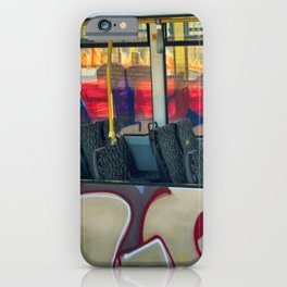 Departure with Ghosts iPhone Case