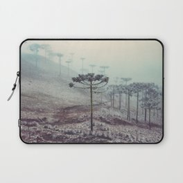 Winter Araucaria Laptop Sleeve