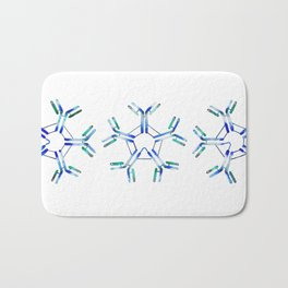 IgM Antibodies Bath Mat