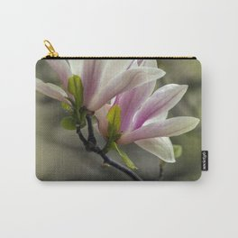 Pretty blooming magnolia Carry-All Pouch