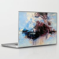 psychology Laptop & iPad Skins featuring CATHARTIC by THE USUAL DESIGNERS