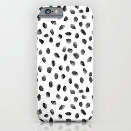 A Modern Dot iPhone Case