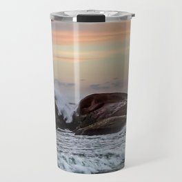Sri Lankan Sunset Travel Mug