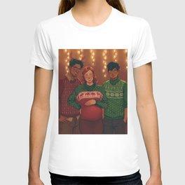 Christmas Portrait T-shirt