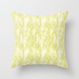 Soft Seaweed Throw Pillow