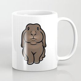 Coco the Minilop Bunny Coffee Mug