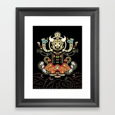 Manitou Framed Art Print