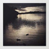sunrise Canvas Prints featuring Sunrise... by Viviana Gonzalez