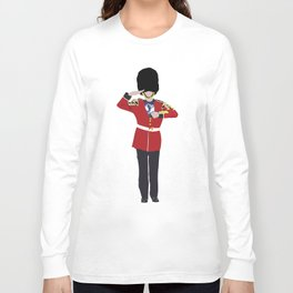 British Spirit Animal Long Sleeve T-shirt