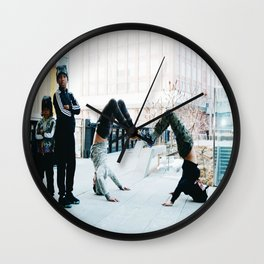 A Brother Love Wall Clock
