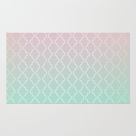 Mint Rug Home Decor