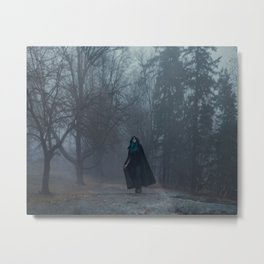 Season of the Witch Metal Print