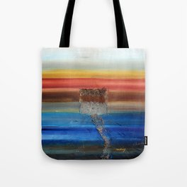 Of the Earth 3 by Nadia J Art Tote Bag