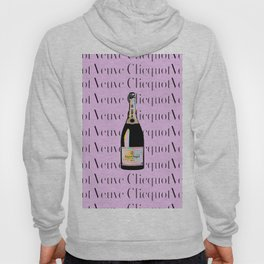 Veuve Clicquot Pop Art 2 - Pink Rainbow Hoody