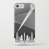 superheroes iPhone & iPod Cases featuring Superheroes SF by KEFLIONE