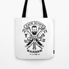 Jack Knife Tote Bag