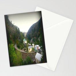 Walhalla - Population - 12 Stationery Cards