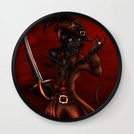 Captain Fane Wall Clock