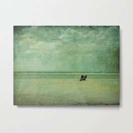 Tybee Island Dreams Metal Print