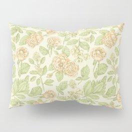 Vintage Blossoms 3 Pillow Sham