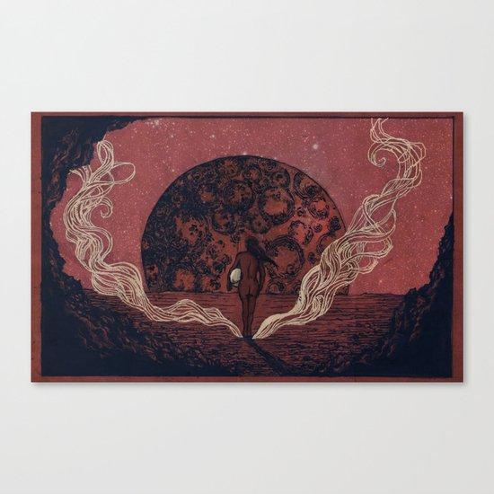 """After the Disco"" - Matthew Vidalis Canvas Print"