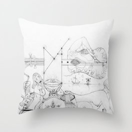 Elbow Throw Pillow