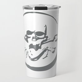 Entombed Skull Death Nihilist Edge Of Sanity Travel Mug