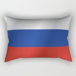 Flag of Russia Rectangular Pillow