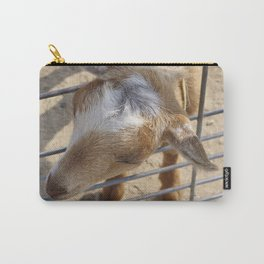 It really gets my goat when all those people stare at me Carry-All Pouch