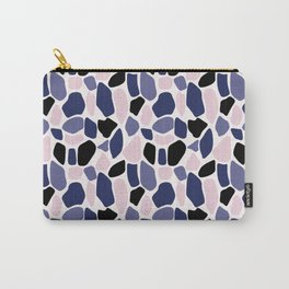 Colored stones samless pattern Carry-All Pouch