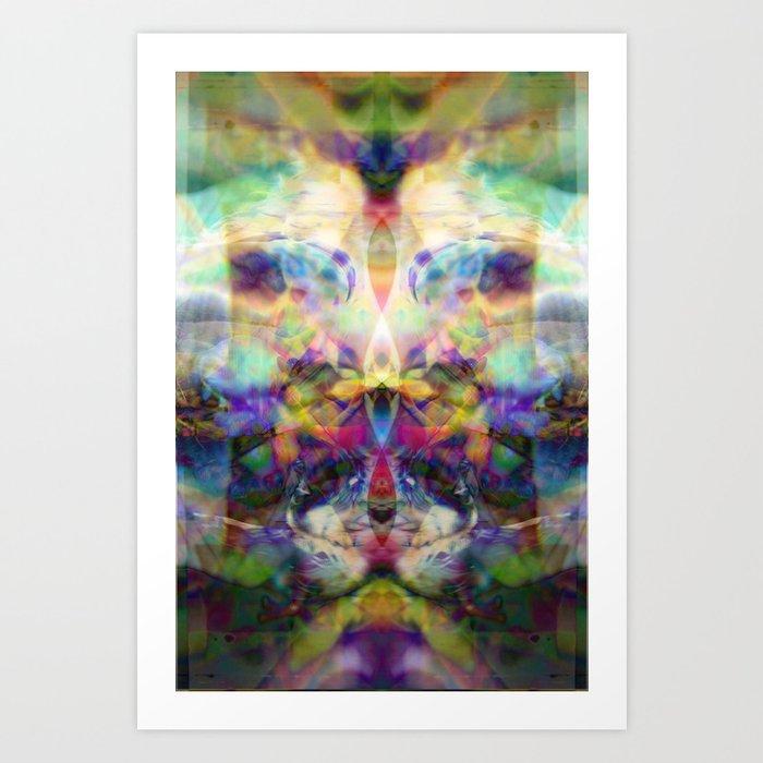 Aura #2 Art Print