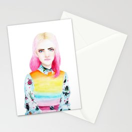 Charlotte Free Inspired Stationery Cards