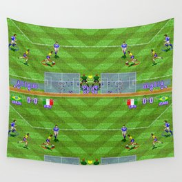 International Superstar Soccer Wall Tapestry