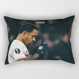 Memphis Depay Rectangular Pillow