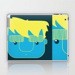 The Huffpluff Laptop & iPad Skin