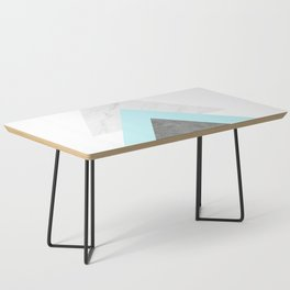Arrows Collage Coffee Table