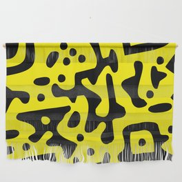 QR Clothes Yellow - Accessories Wall Hanging