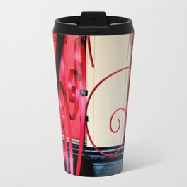 The Traditional Red Door Plus... Travel Mug
