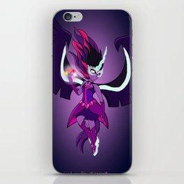 Midnight Sparkle iPhone Skin