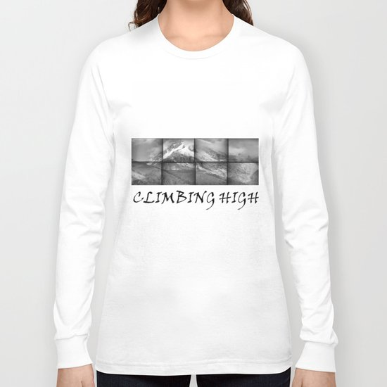 Mt. Kazbek Long Sleeve T-shirt