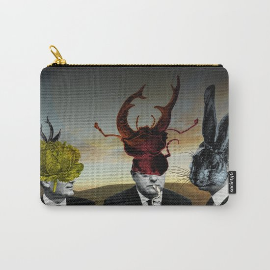 Die drei Minister Carry-All Pouch