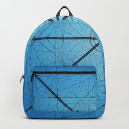 Tower Symmetry Backpack