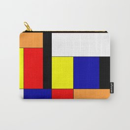 Mondriaan #9 Carry-All Pouch